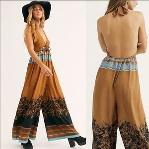 Free People Palm Beach One Piece jumpsuit size XS